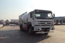 唐鸿重工牌XT5250GJBZZ40G4型混凝土搅拌运输车图片