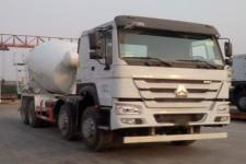 唐鸿重工牌XT5310GJBZZ32G4型混凝土搅拌运输车图片