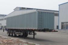 昌骅牌HCH9401ZLS型散装粮食运输半挂车图片