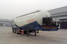 麒强牌JTD9406GFL型低密度粉粒物料运输半挂车图片