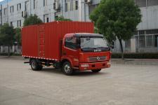 东风凯普特国四单桥厢式运输车112-140马力5吨以下(DFA5041XXY11D2AC)