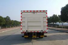 东风牌DFA5041XXY11D2AC型厢式运输车图片
