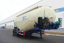 黄海牌DD9401GSN型散装水泥运输半挂车图片