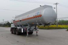 AKL9402GFW型开乐牌腐蚀性物品罐式运输半挂车图片