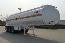 AKL9403GRY型开乐牌易燃液体罐式运输半挂车图片