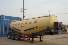 骏昌牌HSC9400GFL型中密度粉粒物料运输半挂车图片