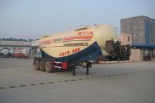 杨嘉牌LHL9405GFLA型低密度粉粒物料运输半挂车图片