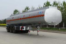 AKL9404GRY型开乐牌易燃液体罐式运输半挂车图片
