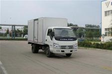 时代汽车国四单桥厢式运输车82-95马力5吨以下(BJ5036XXY-B1)