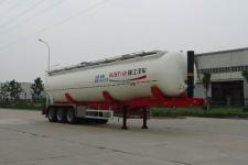 瑞江牌WL9408GFL型低密度粉粒物料运输半挂车图片