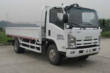 五十铃国四单桥货车189马力6吨(QL11019KAR)
