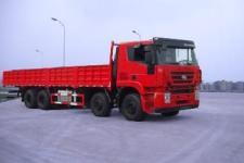 红岩国四前四后八货车350马力17吨(CQ1315HTG466)