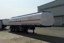 黄海牌DD9401GRY型易燃液体罐式运输半挂车图片