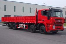 红岩国四前四后八货车350马力19吨(CQ1315HTG466V)