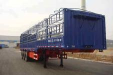 黄海牌DD9400CCY型仓栅式运输半挂车图片