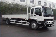 五十铃国四单桥货车241马力9吨(QL1160AQFR)