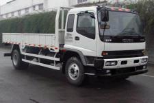 五十铃国四单桥货车241马力9吨(QL1160AMFR)