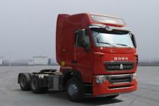豪沃牌ZZ4257V324HD1H型牵引汽车