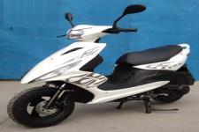 望龙牌WL100T-2A型两轮摩托车