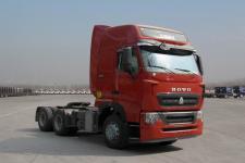豪沃牌ZZ4257V323HD1型牵引汽车