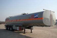亚峰牌HYF9402GRY型易燃液体罐式运输半挂车图片