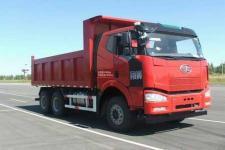 解放后双桥,后八轮平头柴油自卸车国四296马力(CA3250P66K2L0T1AE4)