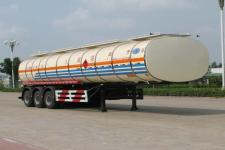 AKL9405GRYBW01型开乐牌易燃液体罐式运输半挂车图片