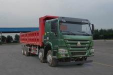 豪沃牌ZZ3317M4667D1型自卸汽��D片