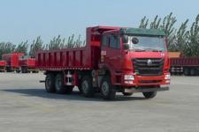 豪瀚牌ZZ3315M3566D1型自卸汽車