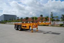 港粤牌HSD9353TJZG型集装箱运输半挂车