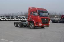 豪瀚牌ZZ4255V3246D1型牽引汽車