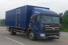 福田瑞沃国四单桥厢式运输车140-170马力5-10吨(BJ5165XXY-2)