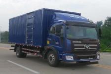 福田瑞沃国四单桥厢式运输车140-170马力5-10吨(BJ5165XXY-4)