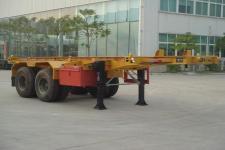 新华旭牌XHX9351TJZ型集装箱运输半挂车