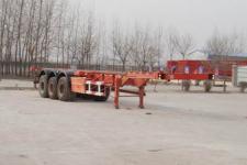 集装箱骨架半挂车 重量轻承载力强 厂家直销 定做各种骨架集装箱