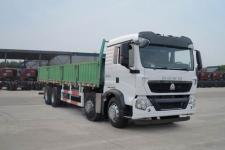 豪沃国四前四后八货车310马力18吨(ZZ1317N466GD1)