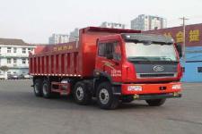 解放牌CA3310P2K2L1T4E4A80型平头柴油自卸汽车图片