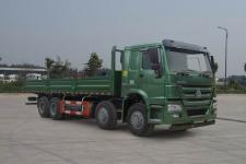 豪沃国五前四后八货车320马力20吨(ZZ1317N3867E1LB)