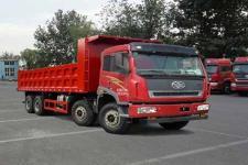 解放牌CA3310P2K2L6T4E4A80-1型平头柴油自卸汽车图片