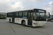 海格牌KLQ6129GAC5型城市客车图片