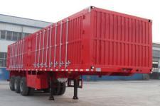 亚中车辆10.5米33.5吨3轴厢式运输半挂车(WPZ9400XXY)