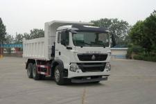豪沃牌ZZ3257N384GD1型自卸汽车