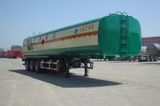 万事达牌SDW9402GRY型易燃液体罐式运输半挂车