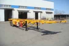 黄海牌DD9351TJZ型集装箱运输半挂车图片