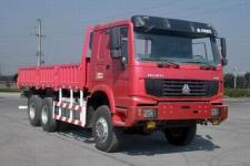 豪沃牌ZZ2257N4657D1型越野载货汽车图片