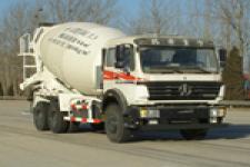 北奔牌ND5250GJBZ15型混凝土搅拌运输车图片