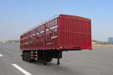 粱锋牌LYL9403CCY型仓栅式运输半挂车图片