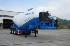 闽兴牌FM9404GFL型低密度粉粒物料运输半挂车图片