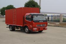 东风凯普特国四单桥厢式运输车112-140马力5吨以下(DFA5040XXY11D2AC)