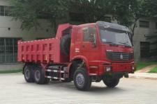 豪沃牌ZZ3257N3857D1型自卸汽车